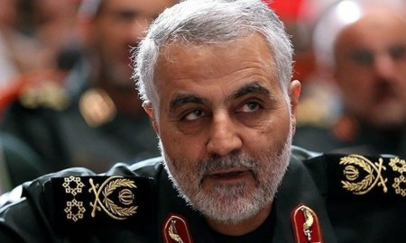 Assad Berikan Martir Qassem Soleimani Penghargaan Tertinggi Suriah