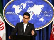 Tamparan Pedas Iran ke Macron Gara-gara Sebut Teluk Arab-Persia
