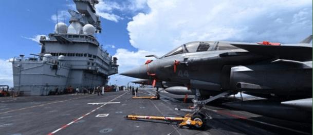 Timur Tengah Memanas! Prancis Sebar Radar dan Kapal Induk di Pantai Timur Saudi