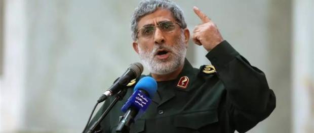 AS Ancam Bunuh Komandan Pasukan Quds yang Baru