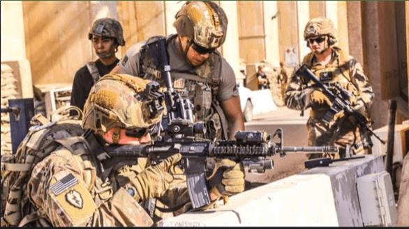 AS Tolak Panggilan Baghdad Bahas Mekanisme Penarikan Pasukan dari Irak
