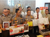 Polrestabes Surabaya Bongkar Kasus Perumahan Fiktif Berkedok Syariah