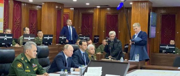 Penasehat Assad: Kunjungan Putin ke Suriah Bagian dari Respons Pembunuhan Soleimani