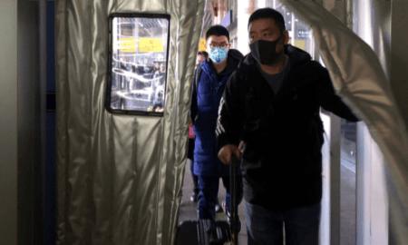 Gempar, Seorang Wanita Tionghoa Dinyatakan Sembuh dari Virus Corona