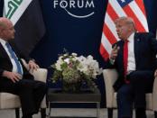 Salih-Trump Bahas Penarikan Pasukan AS dari Irak