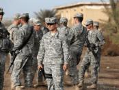 Irak Bentuk Komite Pengawasa Penarikan Pasukan Asing Pimpinan AS