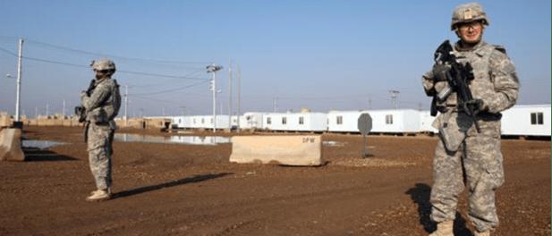 Roket Katyusha Hajar Pangkalan Udara Militer Amerika di Irak
