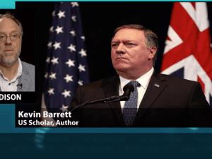 Analis: Trump dan Pejabat AS Harus Dieksekusi Karena Membunuh Shadow Commander
