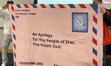 Rakyat Amerika Kirim Surat Permintaan Maaf ke Iran atas Pembunuhan Soleimani