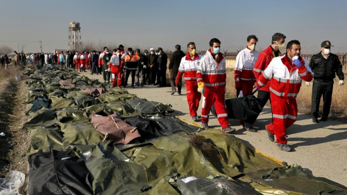 Iran: Pesawat Ukraina Tak Jatuh Karena Rudal, Pejabat AS Sebar Kebohongan