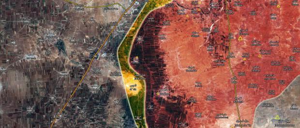 VIDEO Pertempuran Tentara Suriah untuk Rebut Kota Strategis Khan Touman