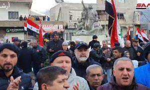Penduduk Golan Lawan Rencana Israel Rebut Paksa Properti Mereka
