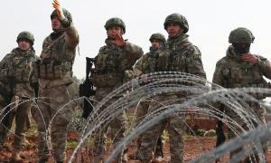 33 Tentara Turki Tewas di Idlib Suriah