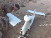 Pasukan Yaman Tembak Jatuh Drone Saudi di HodeidahPasukan Yaman Tembak Jatuh Drone Saudi di Hodeidah