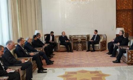 Bashar Assad: Kami akan Bebaskan Seluruh Suriah dari Cengkeraman Terorisme