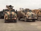 Memanas, Ratusan Kendaraan Militer Turki Masuki Idlib Suriah