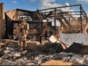 Pejabat AS: Kasus Cedera Otak Tentara Pasca Serangan Iran Lebih dari 100 Orang