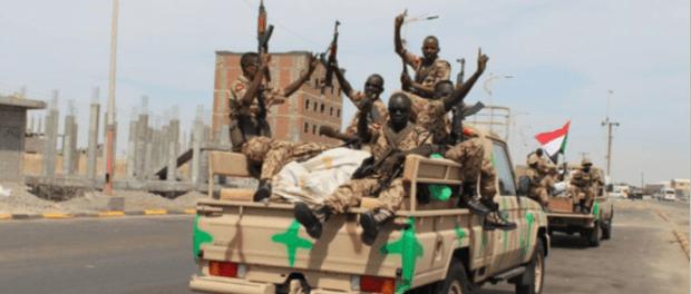 Akui Tak Mungkin Menang di Yaman, Sudan akan Tarik Semua Pasukan dari Koalisi Saudi