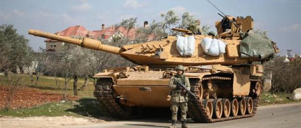 Rusia: Turki Persiapkan Amunisi Skala Besar untuk Operasi Melawan Suriah