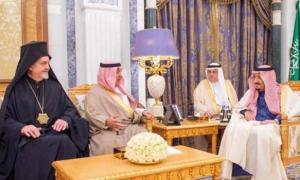 Rabi Israel Jadi Tamu Kehormatan Raja Salman di Istana Kerajaan