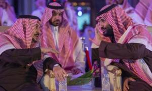 Kehidupan Rezim Riyadh Bergantung Barat