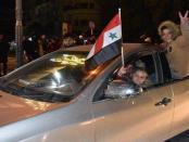 VIDEO Rakyat Suriah Rayakan Pembebasan Total Provinsi Aleppo dari Teroris