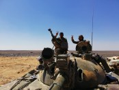 Tentara Suriah Dekati Selatan Afrin, Pertama Kali setelah Beberapa Tahun