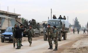 Tentara Suriah Bunuh 600 Teroris di Idlib dan Aleppo
