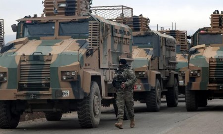 Rusia: Dukungan Turki Terhadap Teroris Dapat Memicu Eskalasi Baru