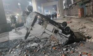 Jelang Pertemuan Trump-Modi, Kerusuhan Pecah di Delhi; 5 Tewas, 70 Terluka
