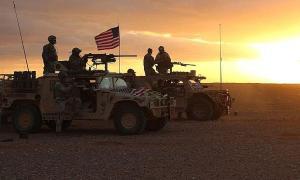 55 Kendaraan Militer AS dari Irak Tiba di Suriah