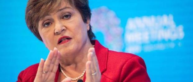 Kepala IMF: Kita Sudah Masuki Resesi yang Lebih Buruk dari 2009