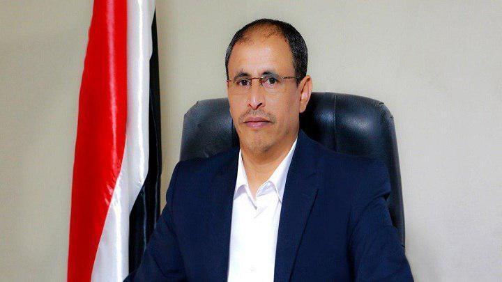 Menteri Penerangan Yaman, Dhaifallah Al-Shami