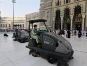 Pemerintah Saudi Larang Shalat Fardhu dan Jum'at di Halaman Masjidil Haram dan Masjid Nabawi