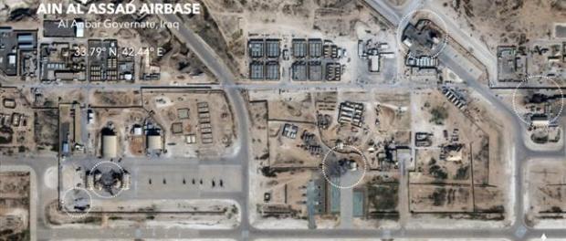 Newsweek: Israel Pantau Serangan Iran ke Pangakalan Amerika di Irak