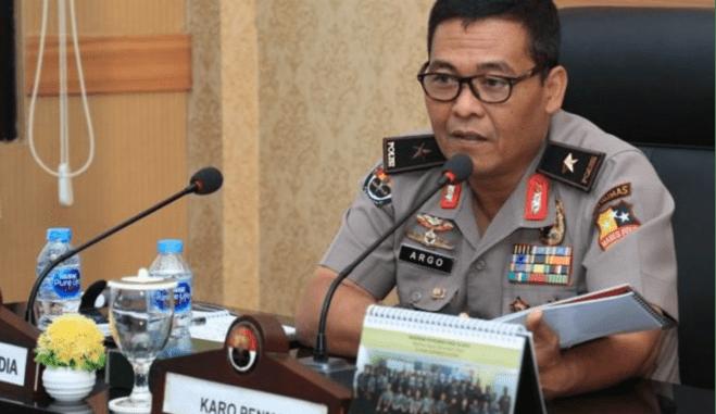 Polri Tangkap Penghina Jokowi dan Ibundanya dan Penyebar Hoaks Corona