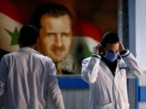 Suriah Konfirmasi Kasus COVID-19 Pertama