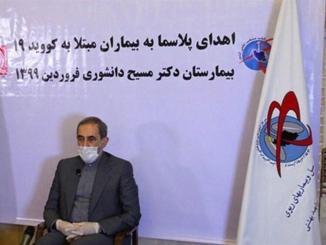 Penasihat Pemimpin Revolusi Islam Iran Sembuh dari Corona