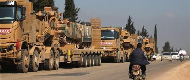 Rusia: Turki Membiarkan Pos-pos Militernya di Idlib Jadi Benteng Teroris