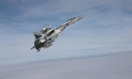 Angkatan Udara Rusia Cegah F-16 Turki Tembak Jatuh Su-22 Suriah