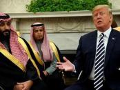 Trump Marah Besar kepada Putra Mahkota Saudi, Kenapa?