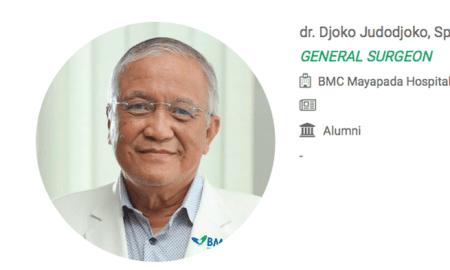 Pahlawan Kesehatan, Dokter Djoko Judodjoko Meninggal Akibat Covid-19