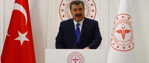 Ankara: 2 Hingga 3 Minggu ke Depan Puncak Wabah Covid-19 di Turki