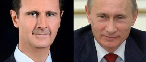 Putin Ucapkan Selamat Isra Mi'raj kepada Presiden Suriah