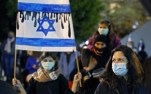 ISRAEL-POLITICS-HEALTH-VIRUS