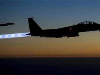 Angkatan Udara AS Mata-matai Militer Iran di Anbar dan Babel