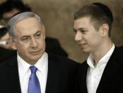 Sumpahi Pengunjuk Rasa Mati Terkena Corona, Putra Netanyahu Dikecam