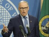 Kesal ke Trump, Gubernur Washington: Presiden Gerakkan Pemberontakan Sipil