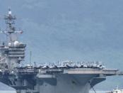 "Sekitar 700 Operator Kapal Induk AS ""Roosevelt"" Terinfeksi Virus Corona"