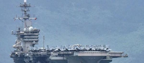 Sekitar 700 Operator Kapal Induk AS
